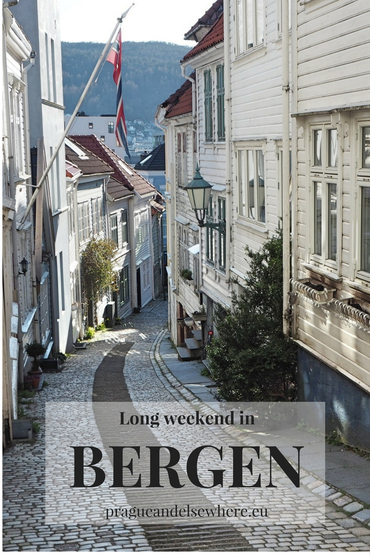 Long weekend in Bergen