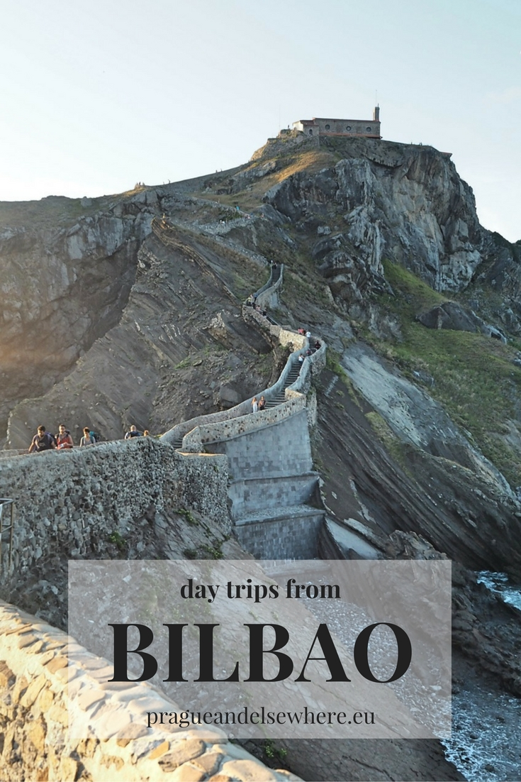 day trips from Bilbao