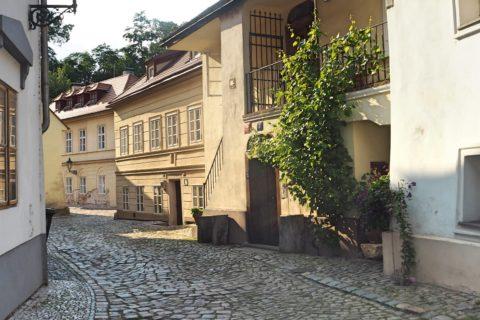 Prague New World