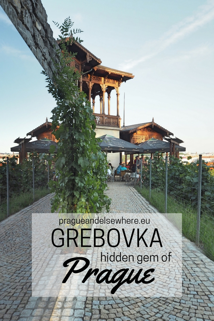 Grebovka hidden gem of Prague