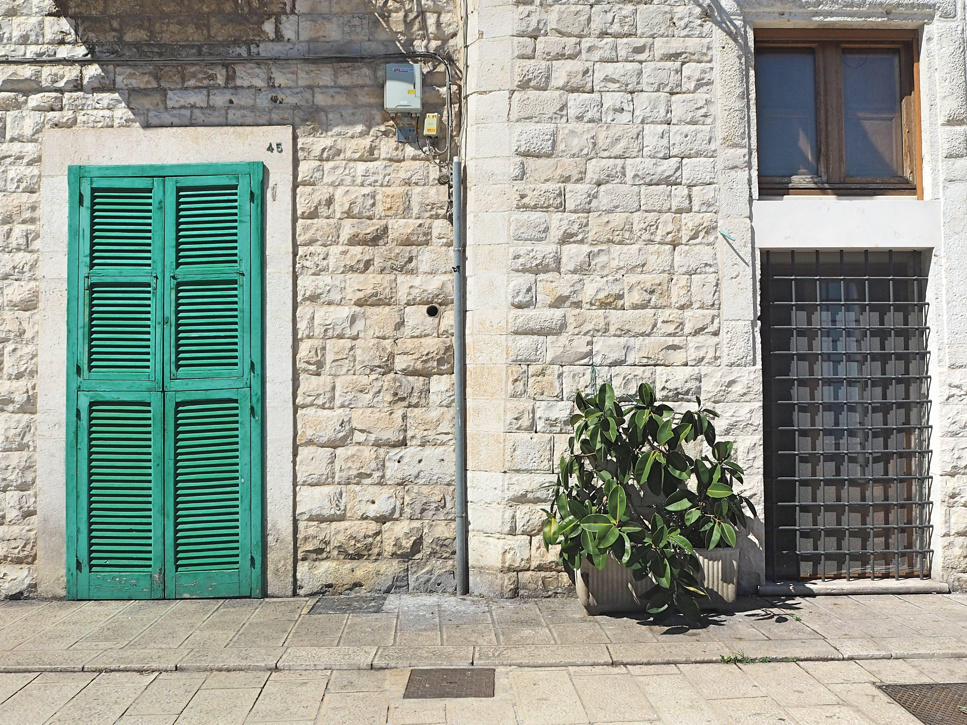 Bari_greendoor
