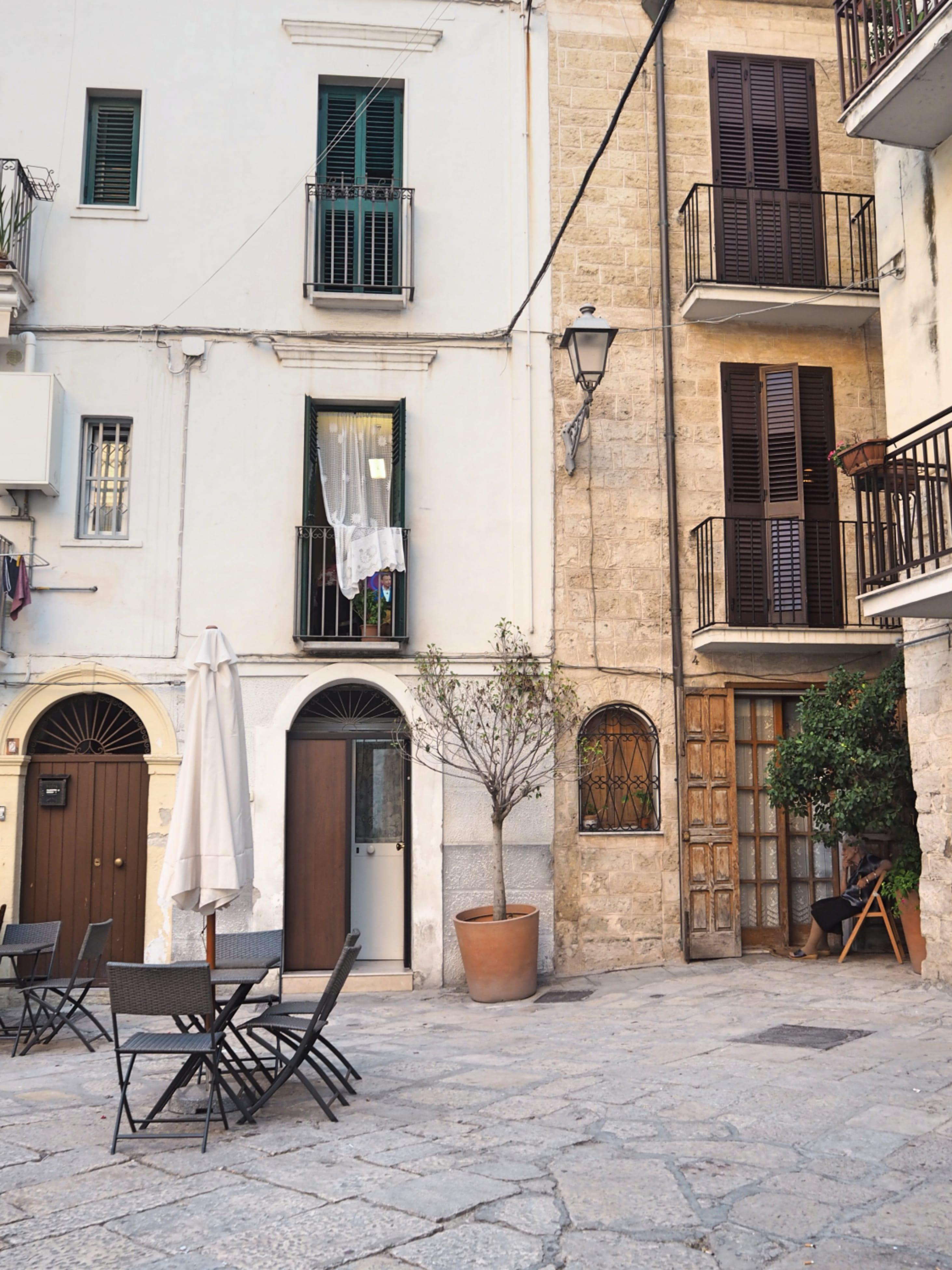 Bari_oldtown