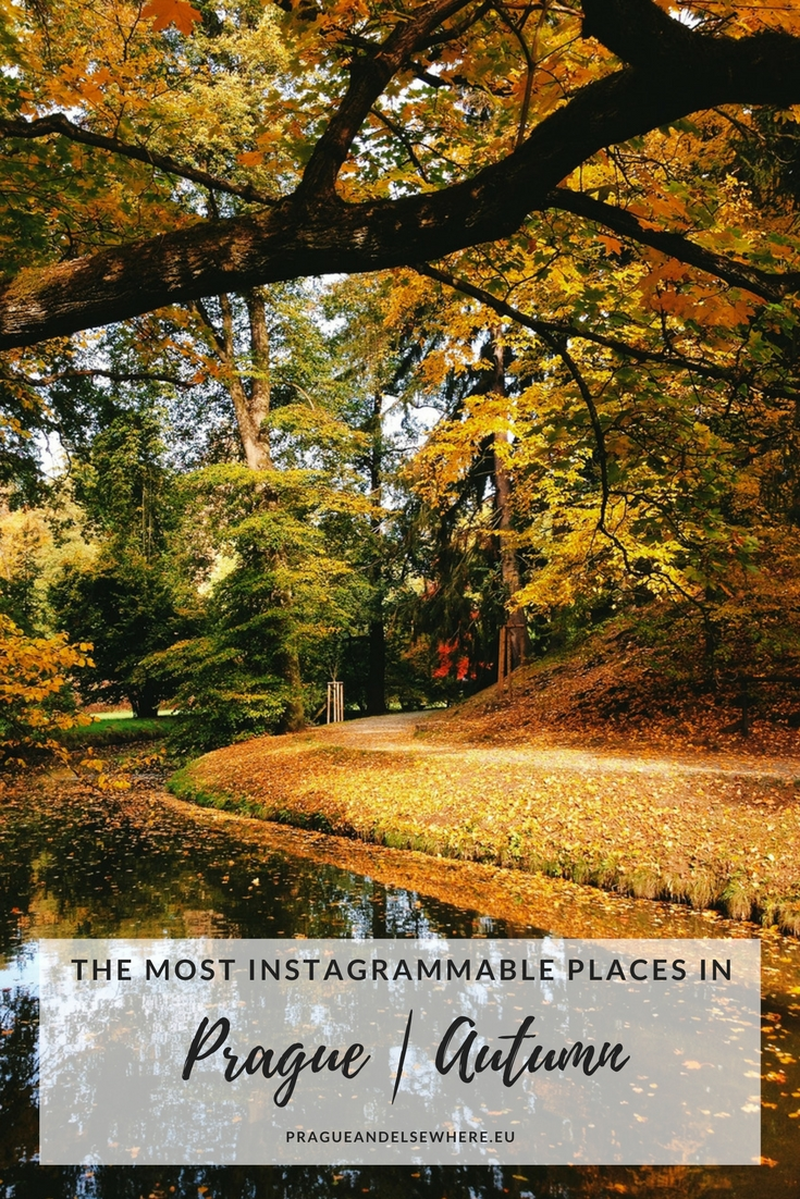 instagrammable places in Prague Autumn