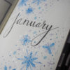 Bullet Journal Update | Setup January 2018