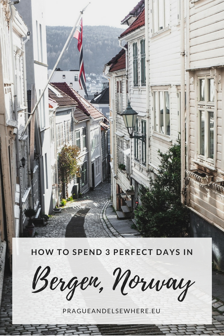 3 days in Bergen Norway