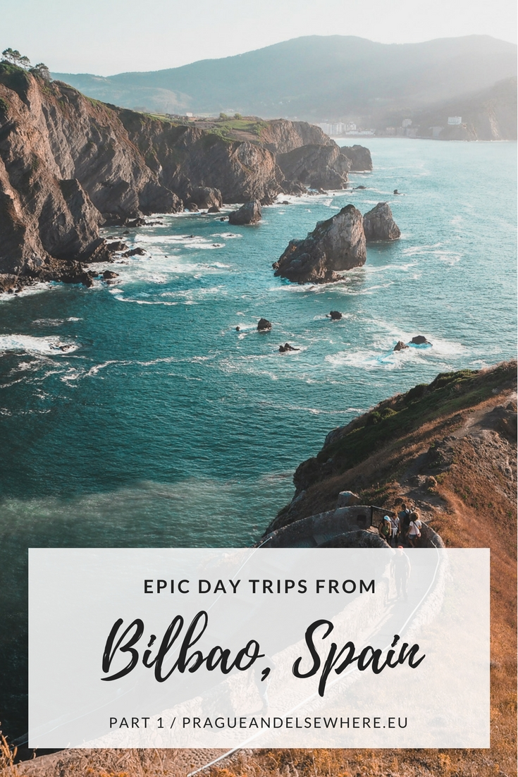 Day trips from Biblao