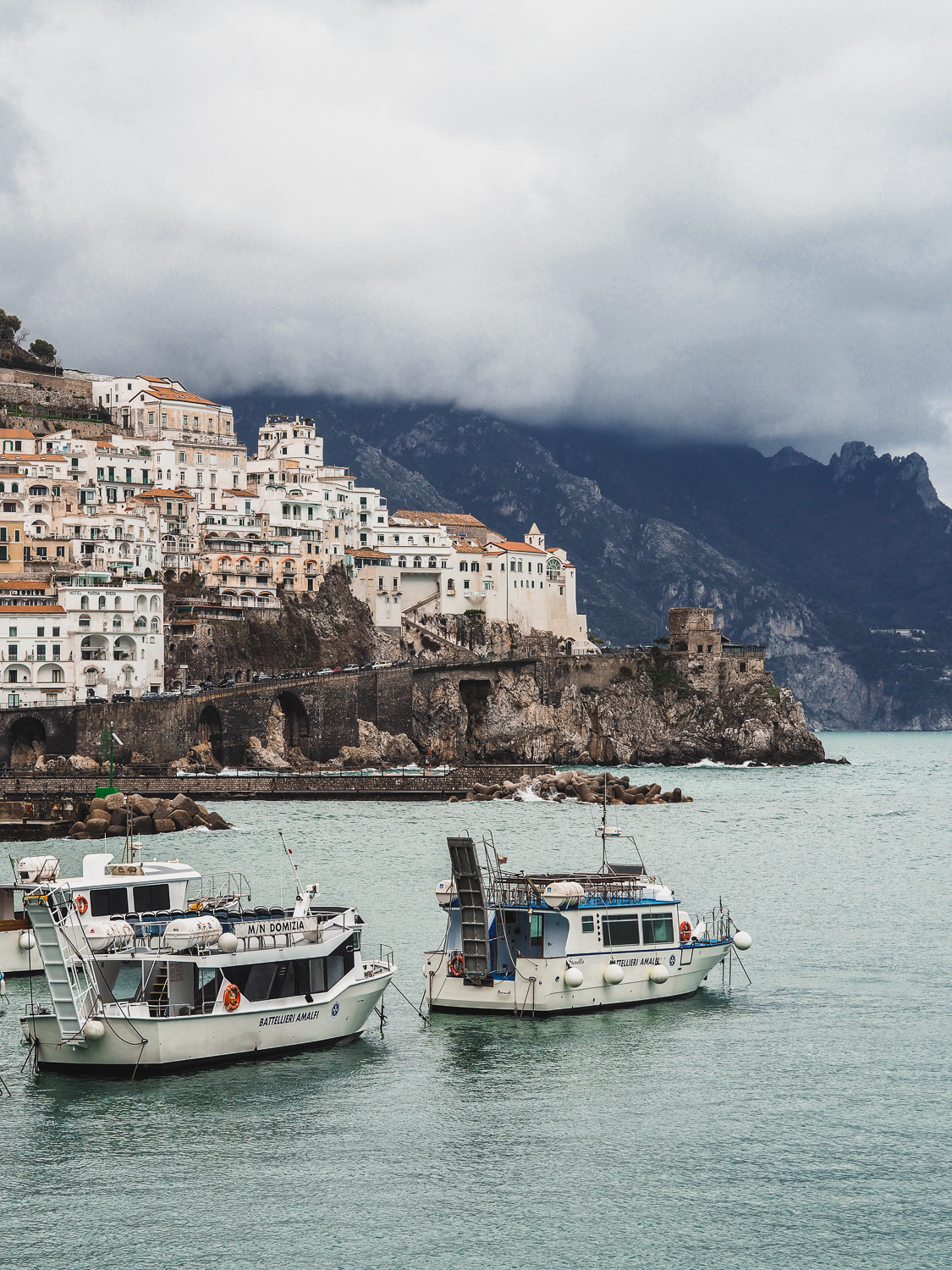 day trip from naples to amalfi coast