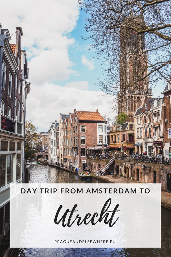 Day trip from Amsterdam to Utrecht