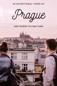 Top Prague views
