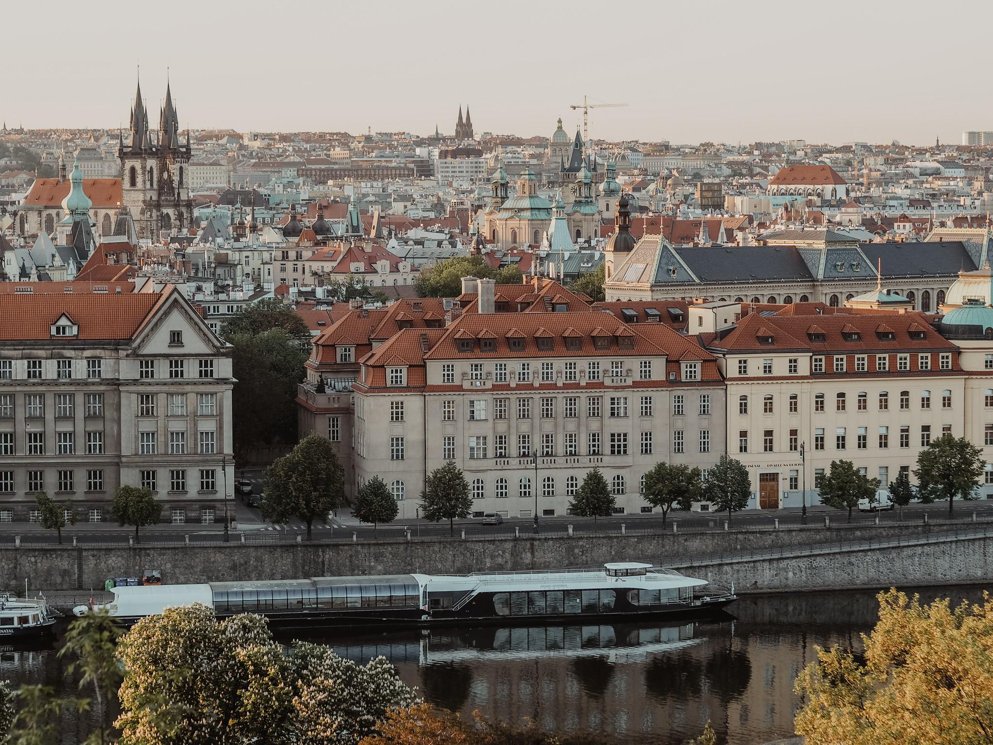 Letna Prague Spring