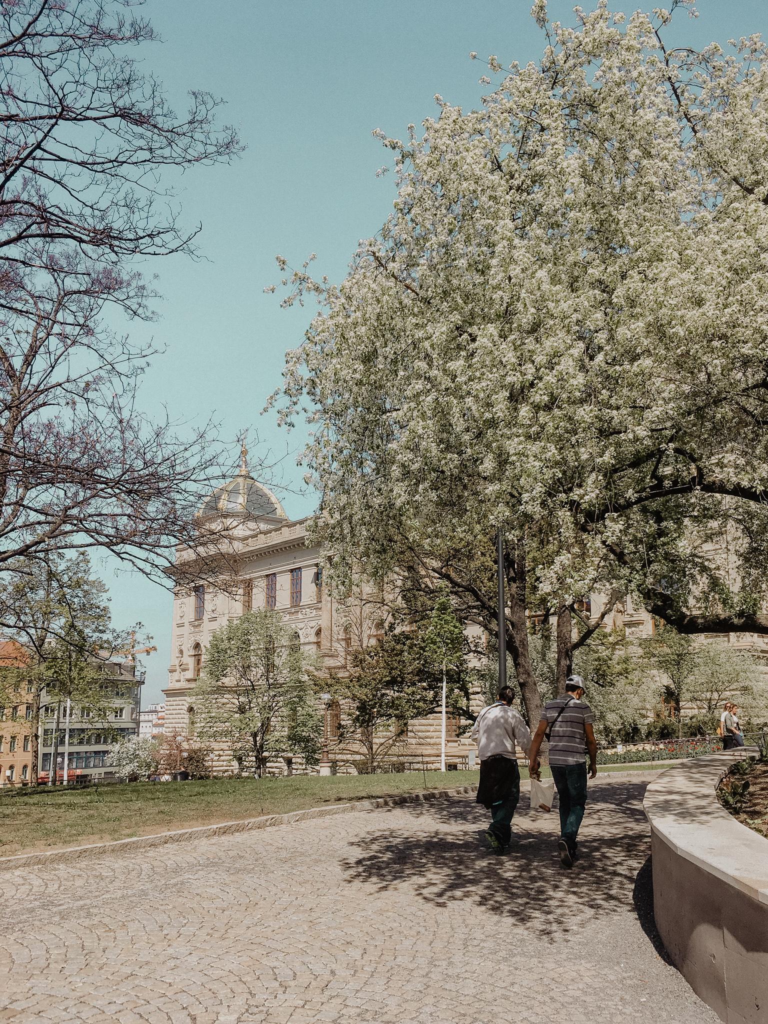 Muzeum Prague Spring