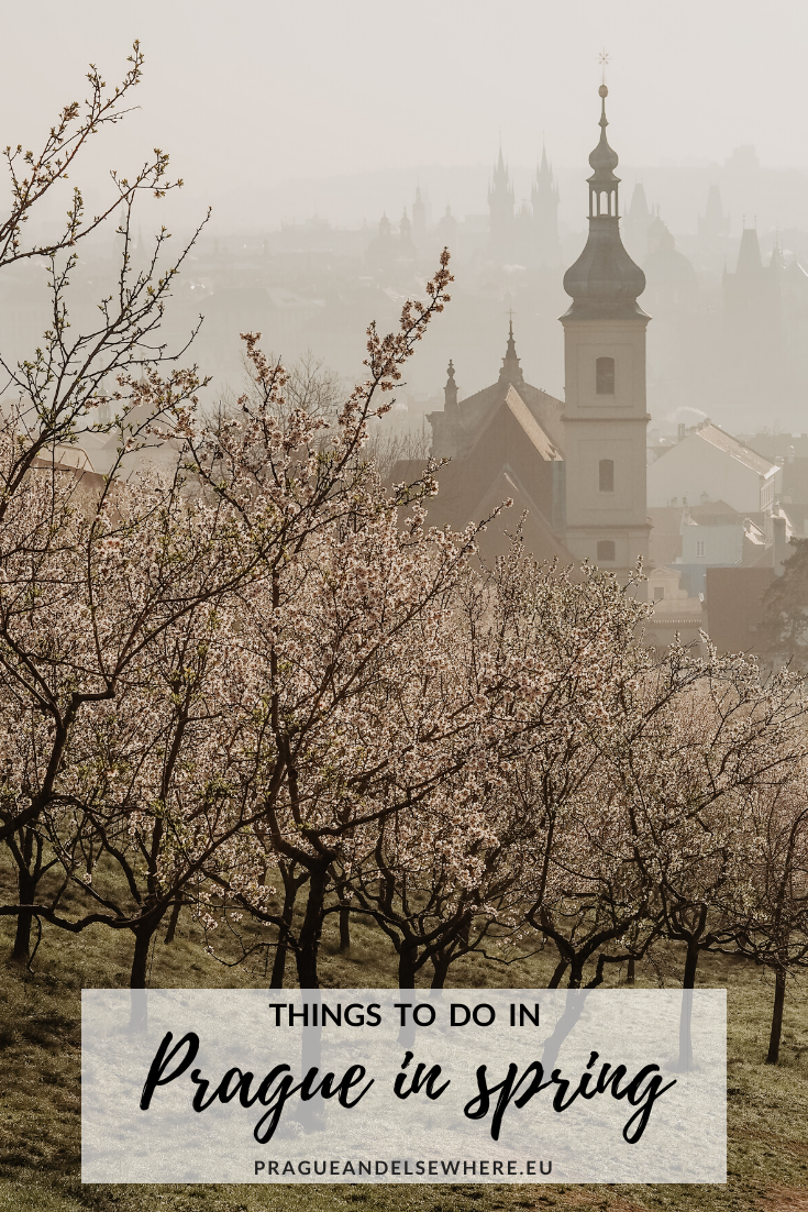 Prague Spring, Things to do in Prague